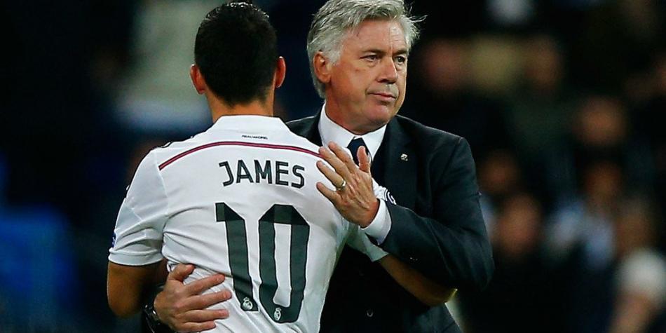 """""""No creo que se vaya a dar el regreso de James Rodríguez al Real Madrid"""""""