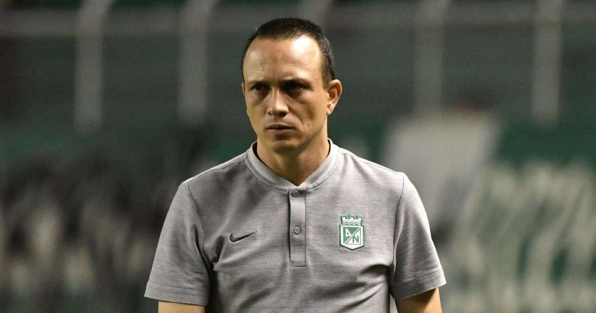 Conozca a Alejandro Restrepo, el nuevo entrenador de Atlético Nacional