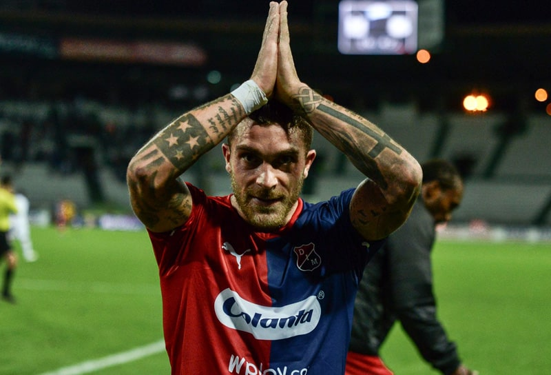 Adrián Arregui, Deportivo Independiente Medellín, DIM, fichajes DIM 2021-II, Club Atlético Independiente