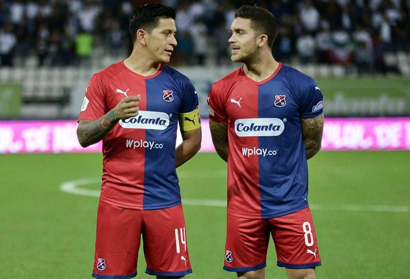 Adrián Arregui, Deportivo Independiente Medellín, DIM, fichajes DIM 2021-II, Club Atlético Independiente (1)