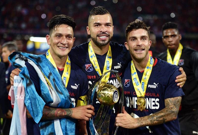 Adrián Arregui, Deportivo Independiente Medellín, DIM, fichajes DIM 2021-II, Club Atlético Independiente (2)
