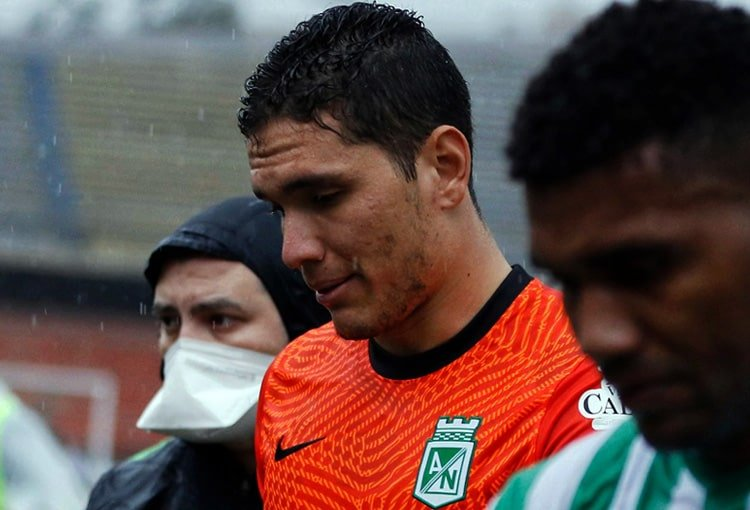Aldair Quintana, Atlético Nacional, fichajes Atlético Nacional 2021-II