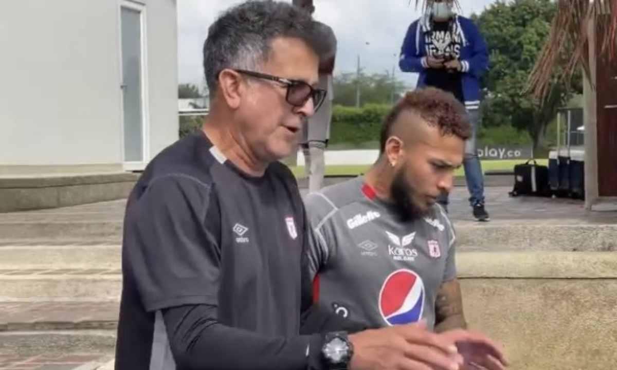 América de Cali las primeras impresiones de los jugadores de Juan Carlos Osorio