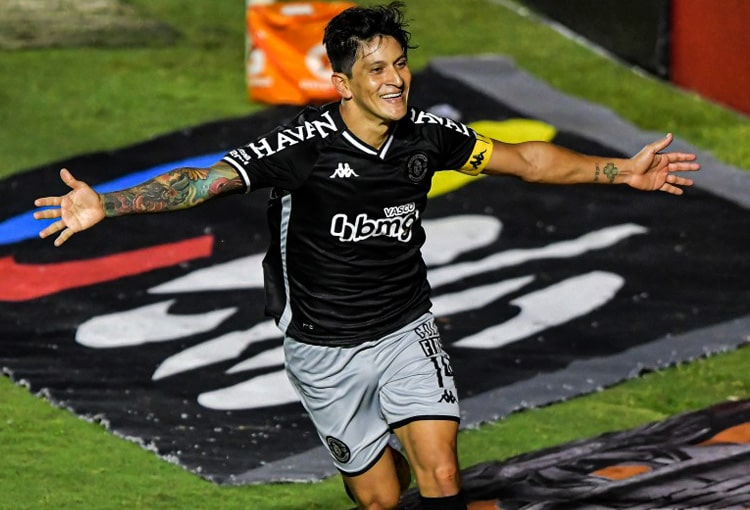 Boavista SC, Vasco da Gama, Germán Cano, Copa de Brasil 2021