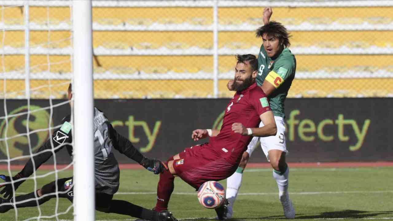 Bolivia no desaprovechó su localía y sumo su primera victoria en la eliminatoria