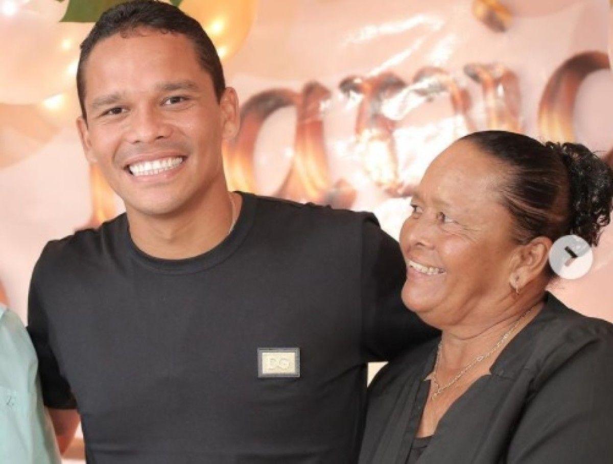 Carlos Bacca y el momento más difícil: falleció su madre por COVID-19