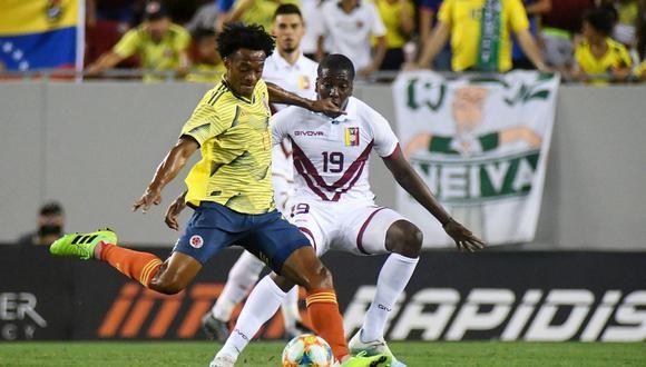 ¿Cómo le ha ido a la Selección Colombia frente a Venezuela?