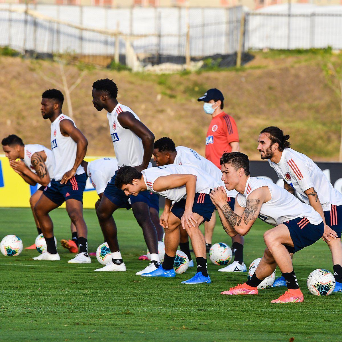 Jugadores de la Selección Colombia serán vacunados contra COVID-19 en los próximos días