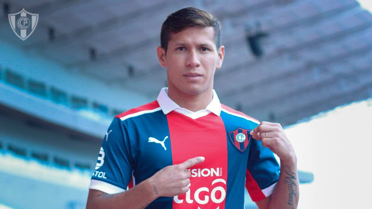 Cerro Porteño hizo oficial la contratación del jugador del América de Cali