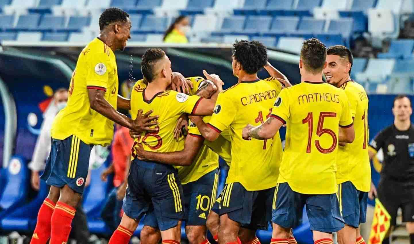 Colombia en Copa América: 6 partidos invicto y sin goles en contra