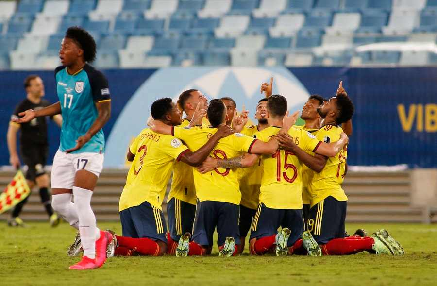 Selección Colombia: descanso y pendiente de los partidos del grupo B de Copa América