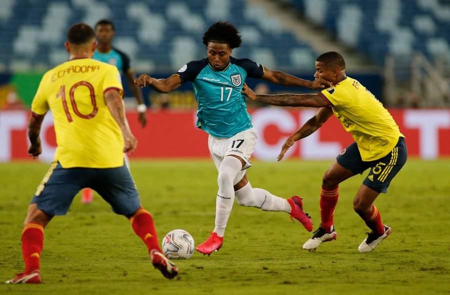 Copa América: Resumen, goles y resultado de Colombia vs. Ecuador
