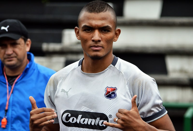 Daniel Castro, Jaguares de Córdoba, DIM, fichajes DIM 2021-II, Deportivo Independiente Medellín