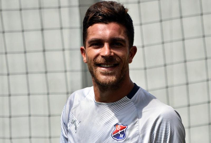 Daniel Ossa, Adrián Arregui, Deportivo Independiente Medellín, DIM, fichajes DIM 2021-II