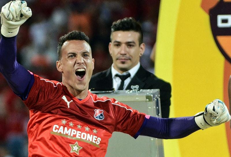 David González, Deportivo Independiente Medellín, DIM, ex-DIM, ex-Medellín, Selección Colombia, Eliminatorias al Mundial de Fútbol Qatar 2022