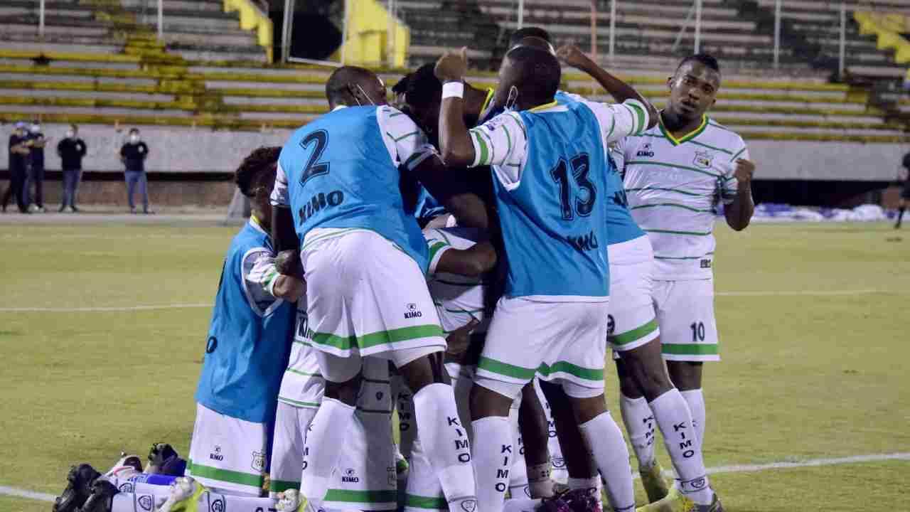 Deportes Quindío es el primer ascendido a la Liga BetPlay 2021 - II