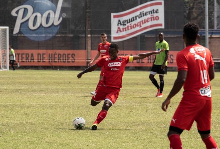 Deportivo Independiente Medellín, DIM, River Plate, pretemporada DIM 2021-II