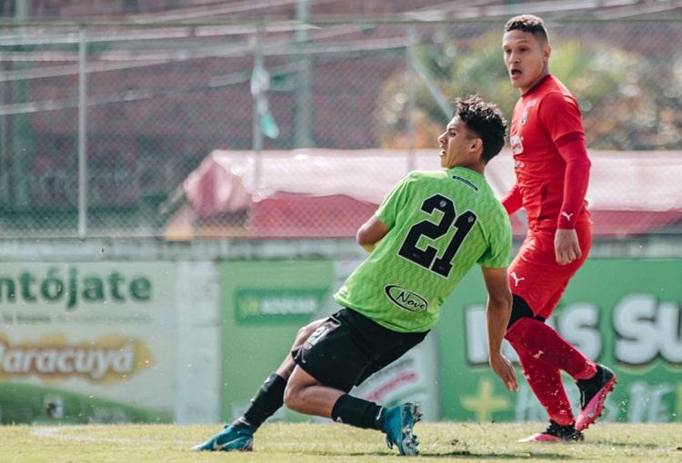 Deportivo Independiente Medellín, DIM, pretemporada 2021-II, Envigado FC