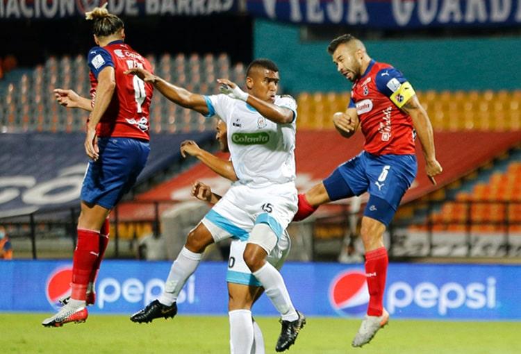 Deportivo Independiente Medellín, DIM, pretemporada DIM 2021-II, Jaguares de Córdoba