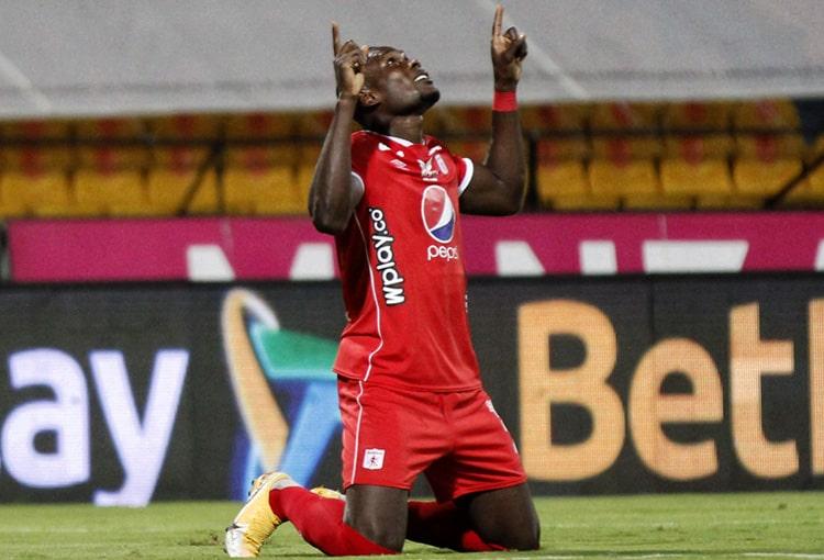 Diber Cambindo, fichajes DIM 2021-II, DIM, Deportivo Independiente Medellín, América de Cali