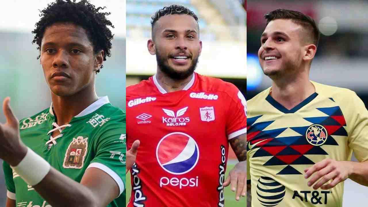 Duván Vergara, el cuarto colombiano más caro del fútbol mexicano