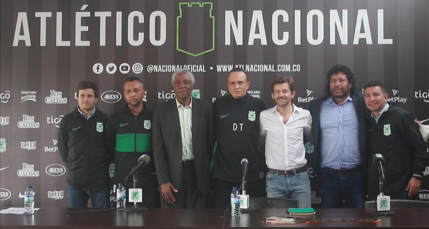 Atlético Nacional presentó su nuevo proyecto deportivo para el segundo semestre del año
