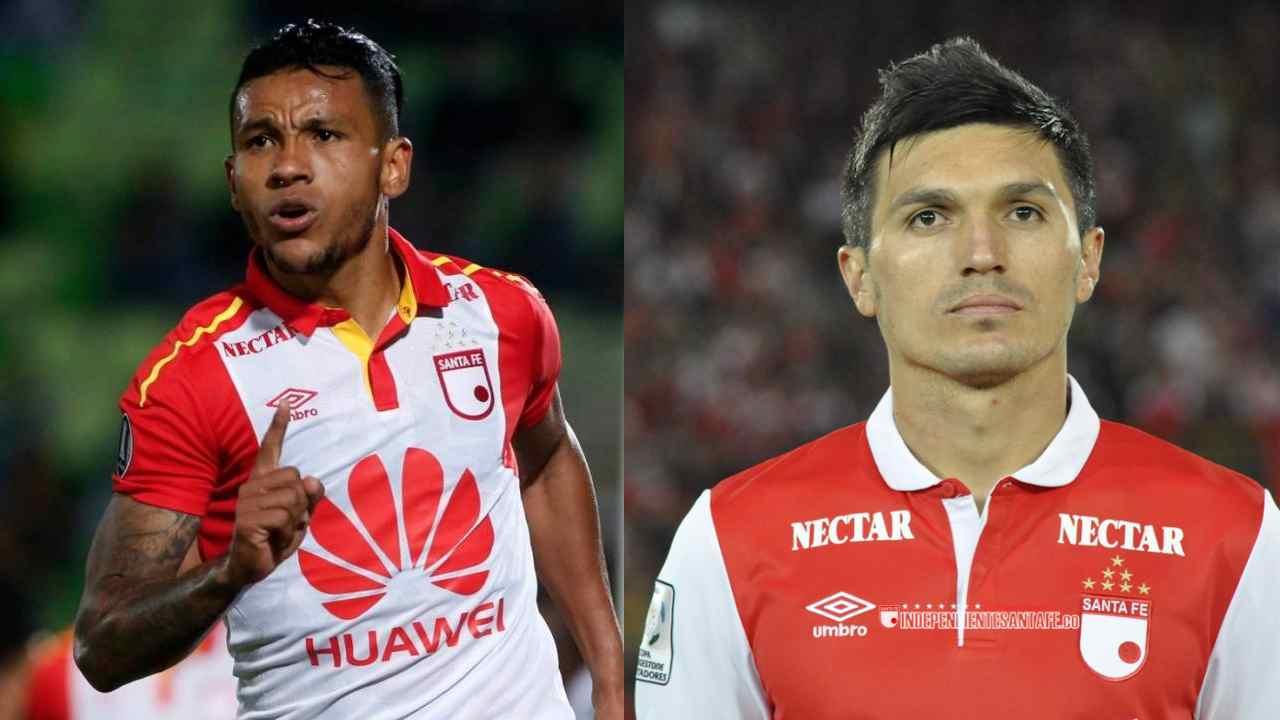 Eduardo Méndez y la posibilidad de repatriar a Wilson Morelo y Daniel Torres