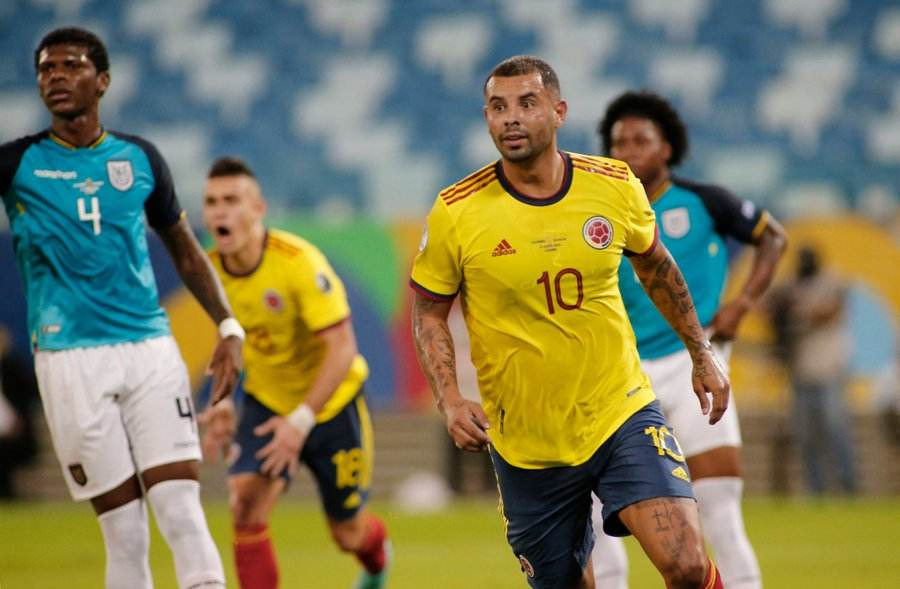 Edwin Cardona habló de humildad en la Selección Colombia
