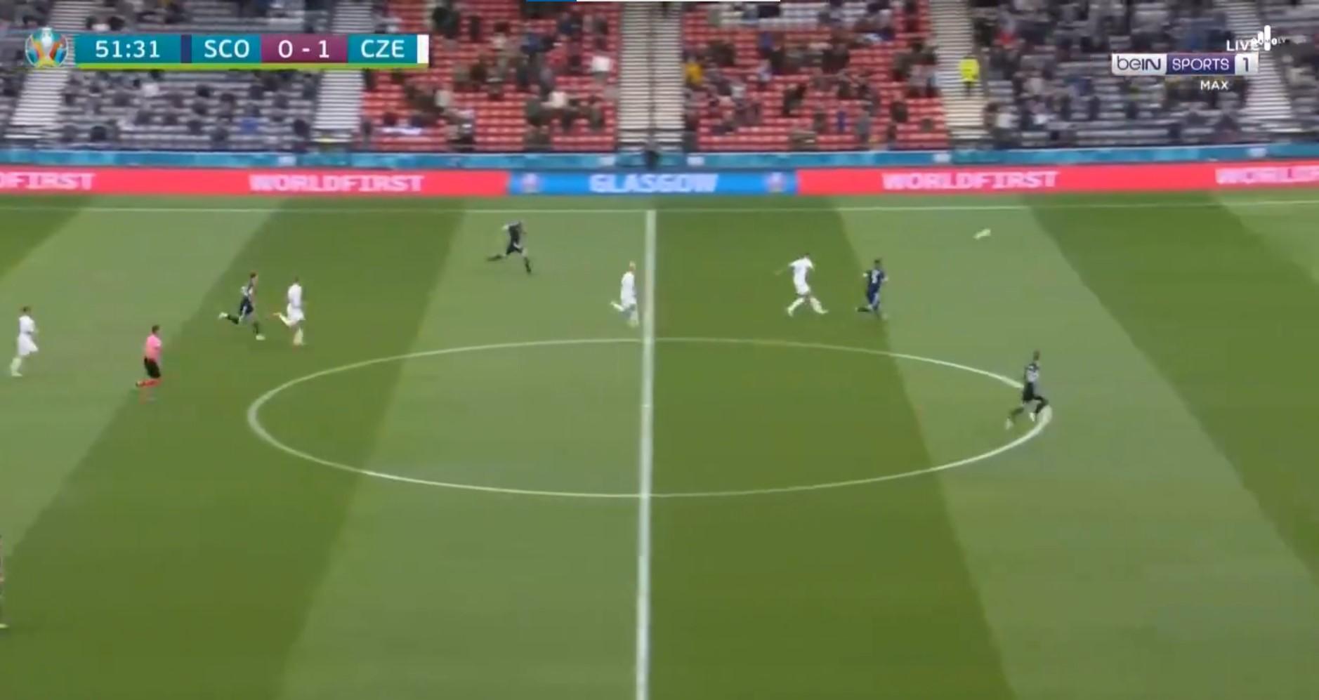 ¿El mejor gol de la Eurocopa 2020?