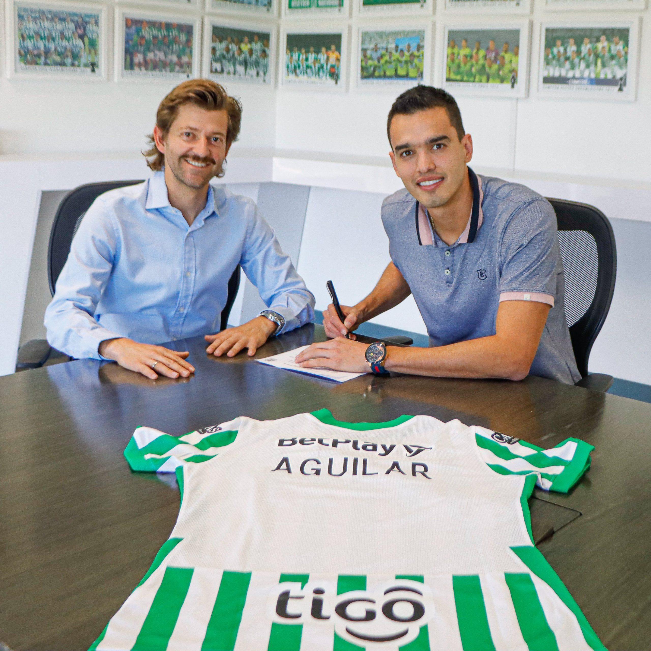 Es oficial: Felipe Aguilar regresó a Atlético Nacional