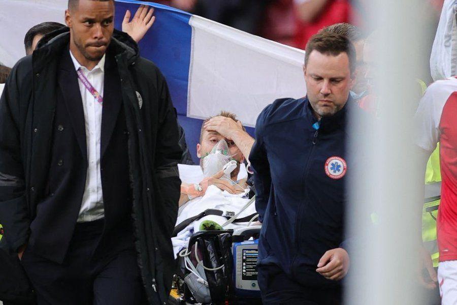 Federación de Fútbol danesa entrega reporte sobre Christian Eriksen
