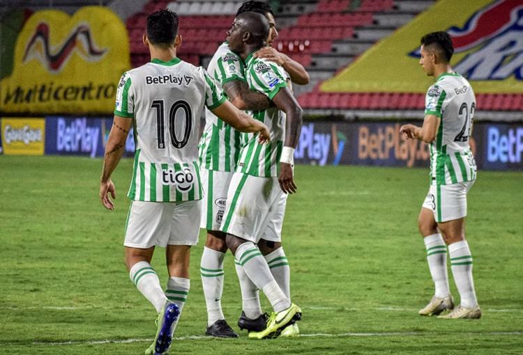 Geisson Perea, Atlético Nacional, América de Cali, Independiente Santa Fe, fichajes Atlético Nacional 2021-II