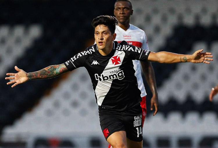 Germán Cano, Deportivo Independiente Medellín, DIM, Brasileirão Série B 2021, Vasco da Gama, CRB