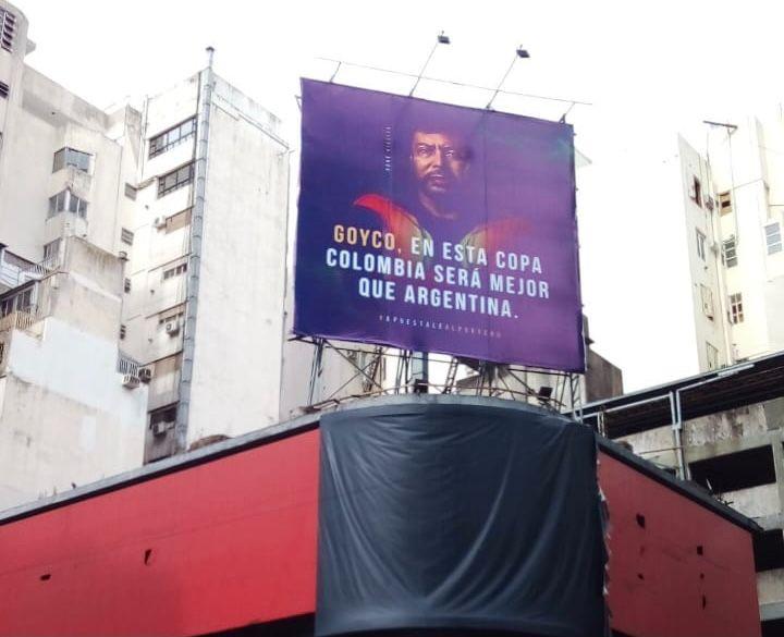 Higuita vs. Goycochea: el colombiano se le metió al rancho al argentino