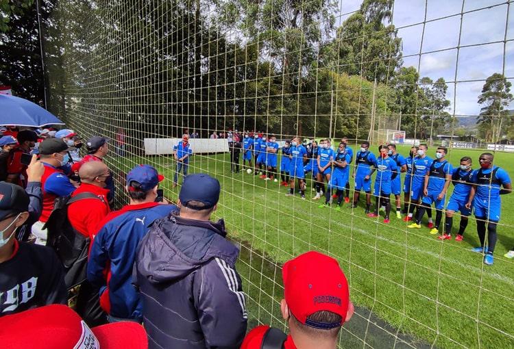 Hernán Darío Gómez, Bolillo Gómez, Hernán Darío 'Bolillo' Gómez, Rexixtenxia Norte, Deportivo Independiente Medellín, DIM, fichajes DIM 2021-II