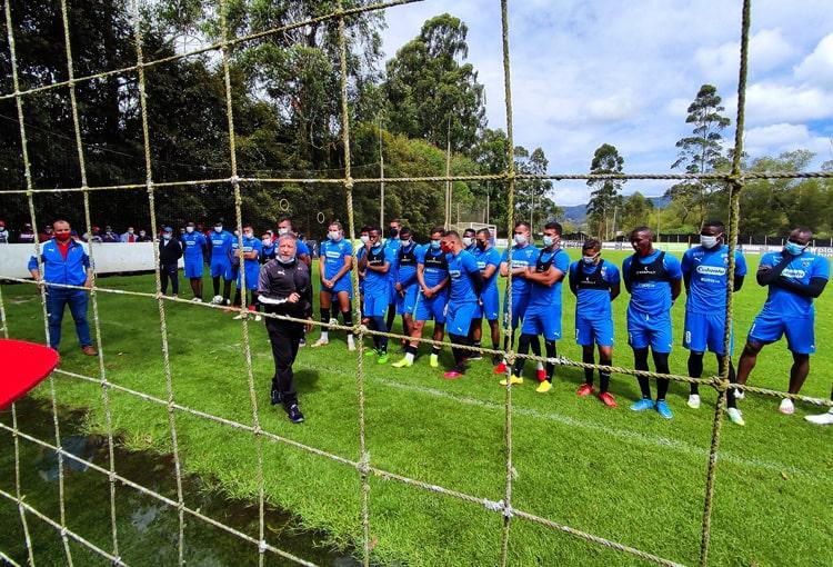Hernán Darío Gómez, Hernán Darío 'Bolillo' Gómez, Bolillo Gómez, Rexixtenxia Norte, Deportivo Independiente Medellín, DIM, fichajes DIM 2021-II