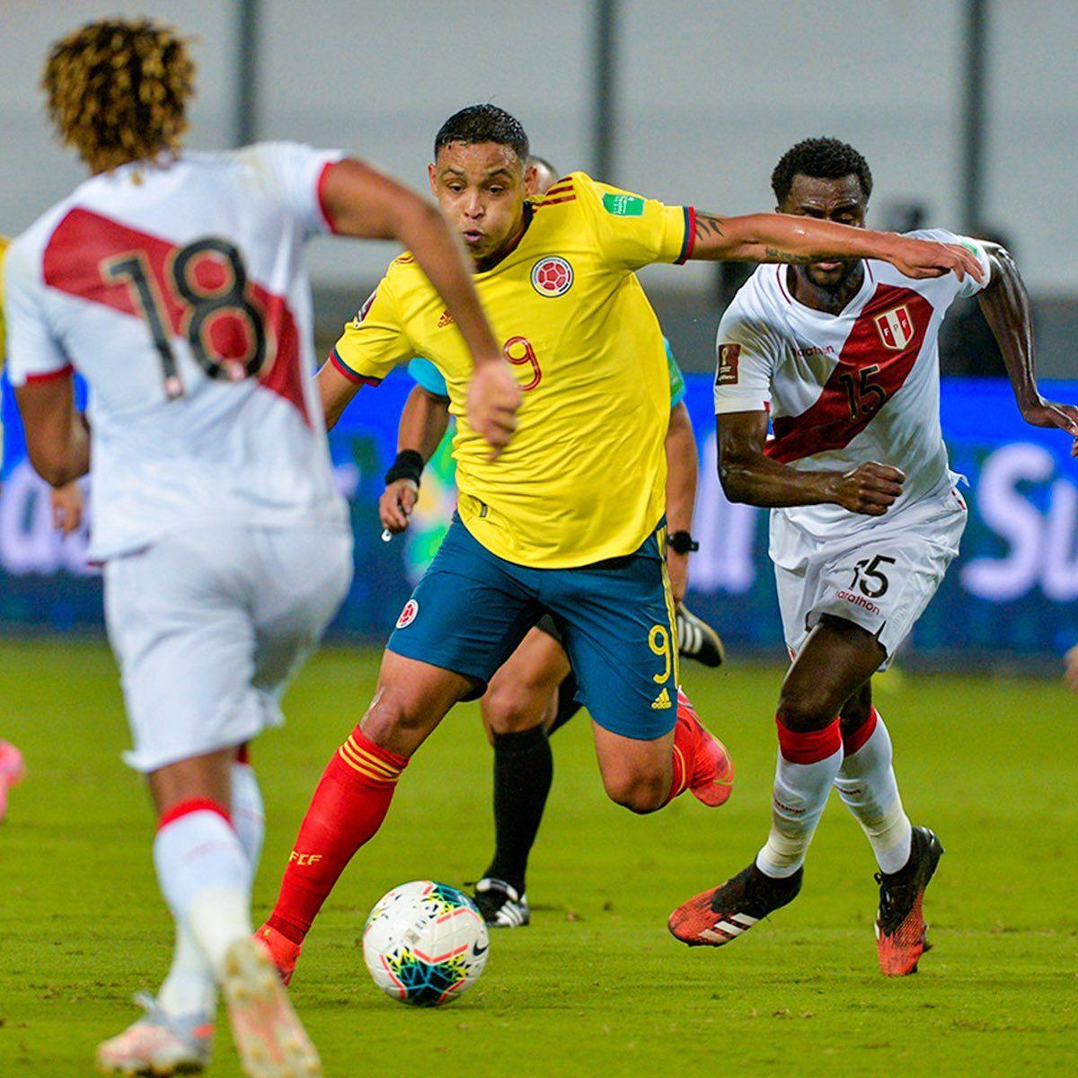¿Cuál es el itinerario de la Selección Colombia después de ganarle a Perú?