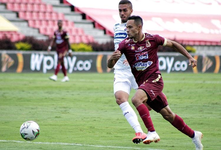 Jaime Giraldo, fichajes DIM 2021-II, DIM, Deportivo Independiente Medellín