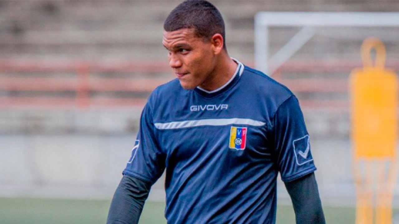 Joel Graterol y el antirécord en su debut con la Selección de Venezuela