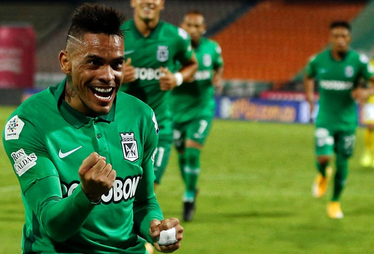 Jonatan Álvez, Atlético Nacional, fichajes Atlético Nacional 2021-II, Guayaquil City FC