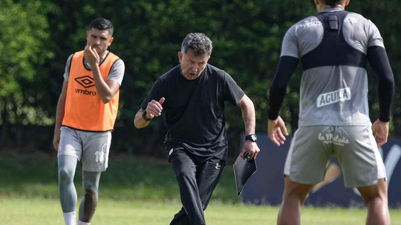 Juan Carlos Osorio ya subió dos canteranos al primer equipo de América