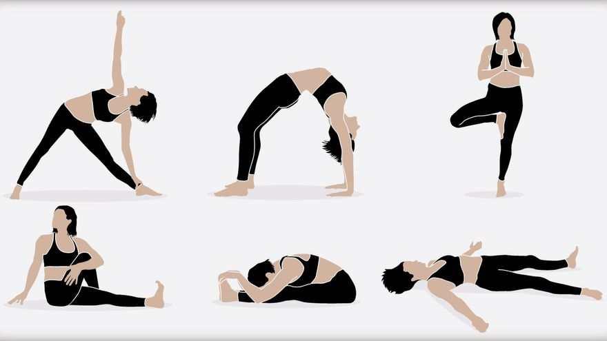 La OMS lanza una aplicación móvil para yoga