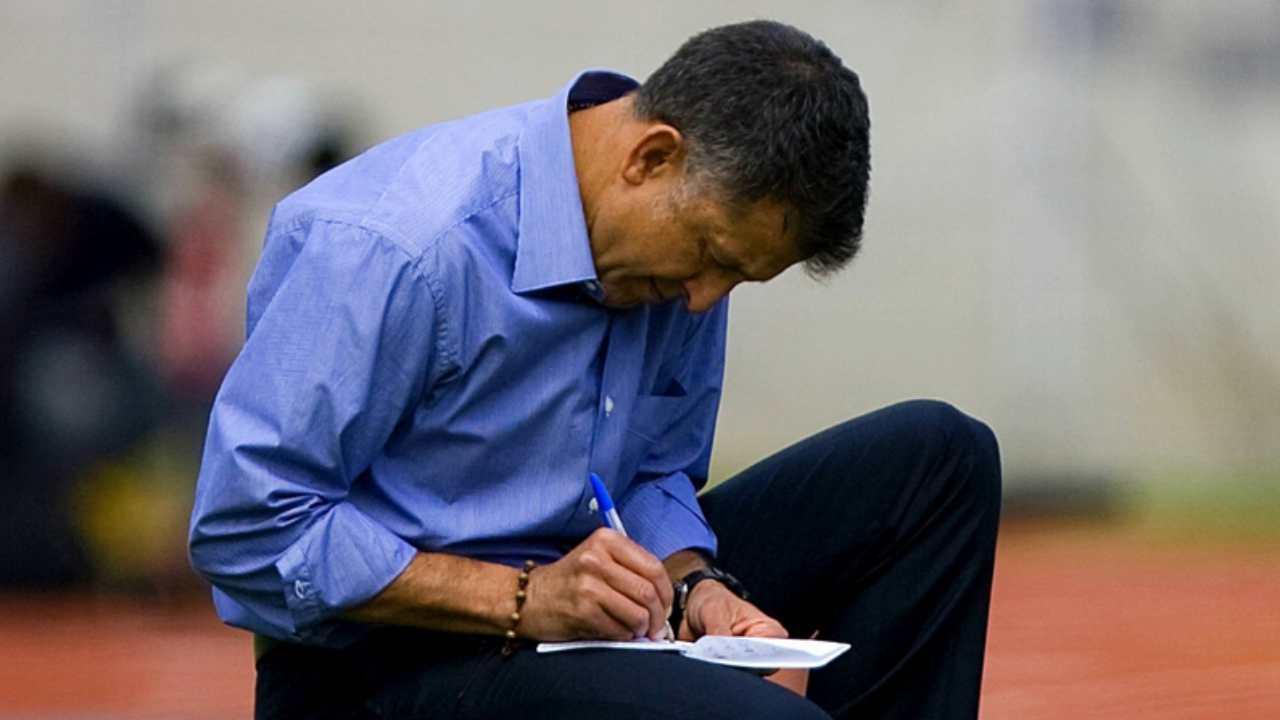 La publicación del América de Cali que confirma la llegada de Juan Carlos Osorio