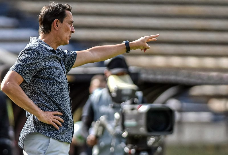 Los del Sur, Alexandre Guimarães, Atlético Nacional, fichajes Atlético Nacional 2021-II