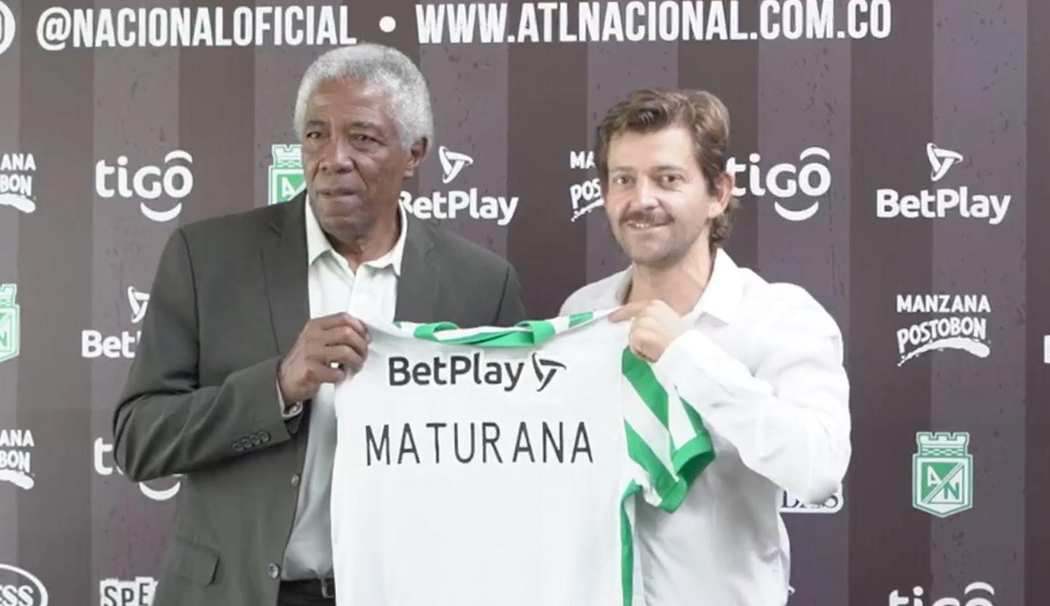 """Pacho Maturana del DIM a Nacional: """"Dios les pague por darme esta oportunidad de regresar a mi casa"""""""