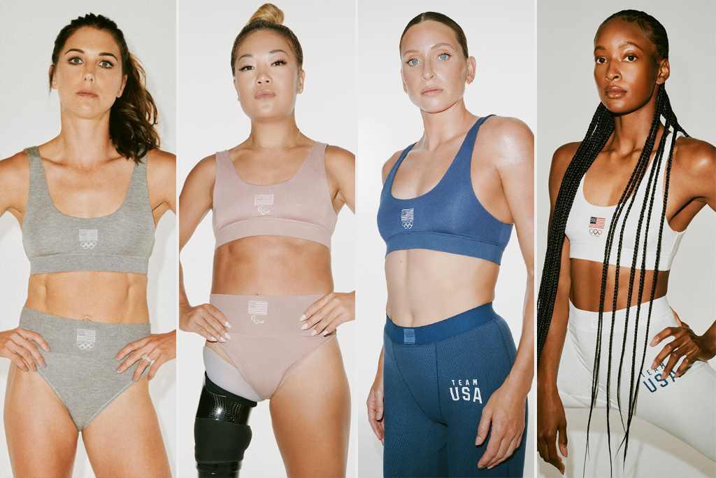 Marca de Kim Kardashian vestirá a una delegación estadounidense en los Olímpicos