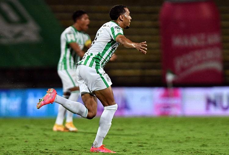 Michael Chacón, fichajes Atlético Nacional 2021-II, Atlético Nacional