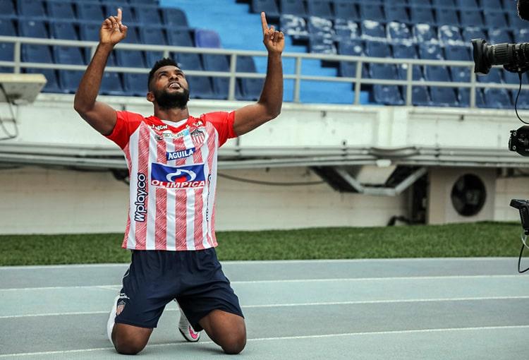 ¡A Miguel Borja lo quieren todos! Ahora River Plate lo quiere para reemplazar a Santos Borré