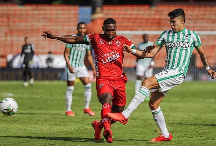 Nicolás Hernández, Emilio Gutiérrez, Atlético Nacional, fichajes Atlético Nacional 2021-II