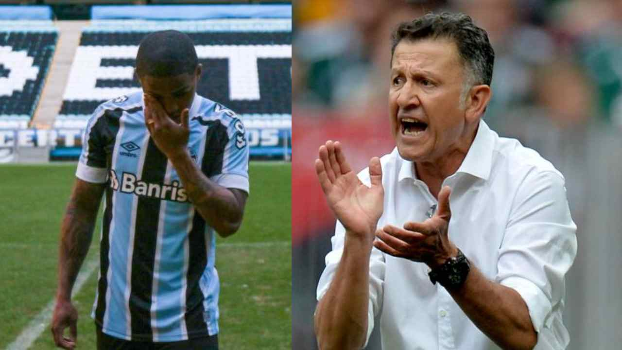 Osorio competencia contra los millones de Brasil y su objetivo en Copa Sudamericana